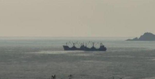İstanbul'da çarpışan iki gemiden biri battı
