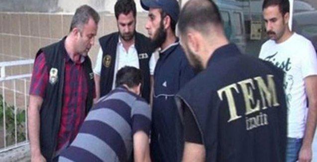 İzmir'de tutuklanan IŞİD'liler AKP üyesi çıktı!