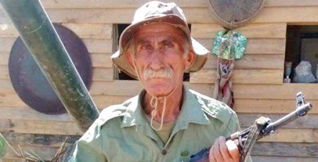 KCK: Rojava Devrimi ve Kobanê halkı, bilge devrimci Karker Amca'yı unutmayacak