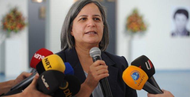 Kışanak'tan TOKİ tepkisi: Sur'u değiştirmeyi amaçlayan hiçbir planın tutma şansı yok