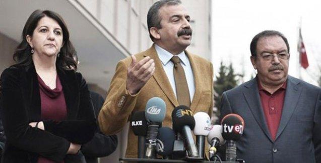 Koalisyon görüşmesi sonrası HDP'den ilk açıklama
