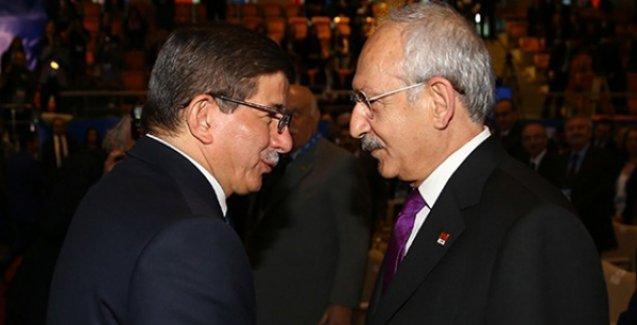 Koalisyon için ilk temas AKP-CHP arasında başladı