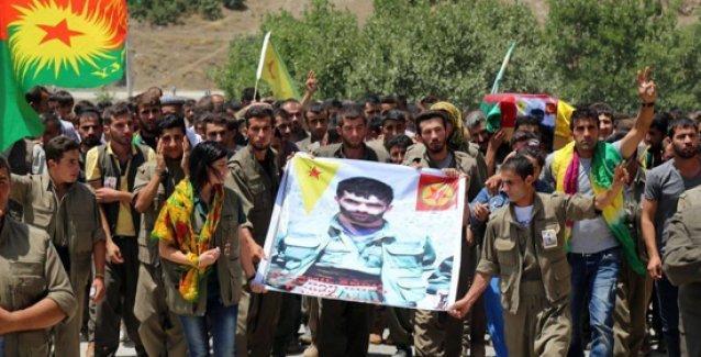 Kobani'de hayatını kaybeden Roboskili YPG savaşçısı toprağa verildi