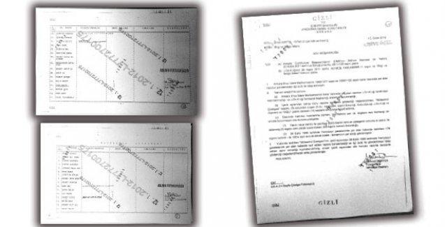 'PKK'yla ilişkili sakıncalı işadamları listesi' adlı belge ortaya çıktı!