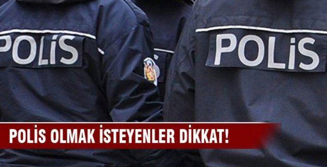 Polis Olmak İsteyenlerin Bilmesi Gerekenler