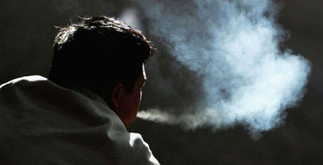 Sigara şizofreni riskini 'artırıyor olabilir'
