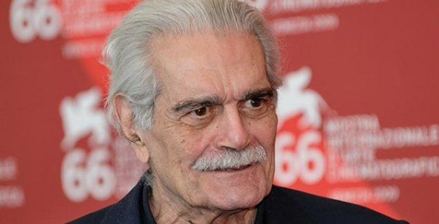 Sinema yıldızı Ömer Şerif hayatını kaybetti