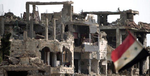 Suriye'deki iç savaşta kim kiminle savaşıyor?