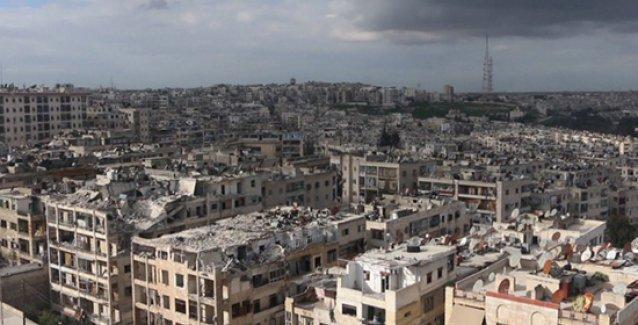 Suriye ordusundan Halep'e saldıran cihatçı örgütlere 'sert karşılık'