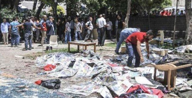 Independent yazarı Cockburn: Türkiye, Suriye'deki şiddetin içine çekilecek