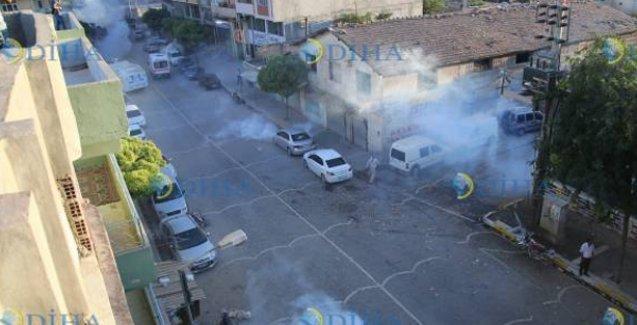 Suruç'ta bu kez de gaz bombalı saldırı!