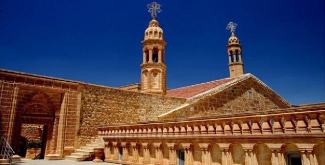 Süryani ve Ermeni ruhani önderliklerinden Suruç taziyesi
