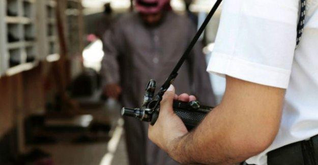 Suudi Arabistan'da IŞİD operasyonu: 431 gözaltı
