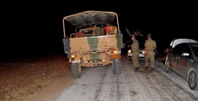 TSK-IŞİD çatışması sona erdi; sınıra sevkiyat yapılıyor