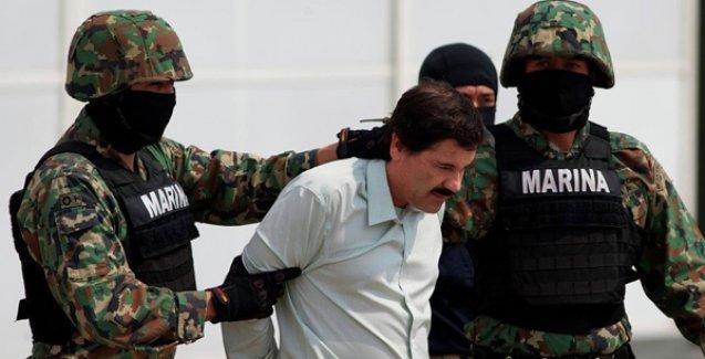 Uyuşturucu baronu 'El Chapo' ikinci kez hapisten kaçtı