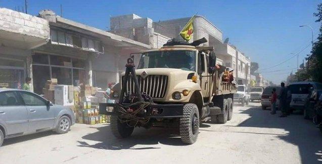 YPG/YPJ güçleri Rakka-Sırrîn bağlantısını kesti