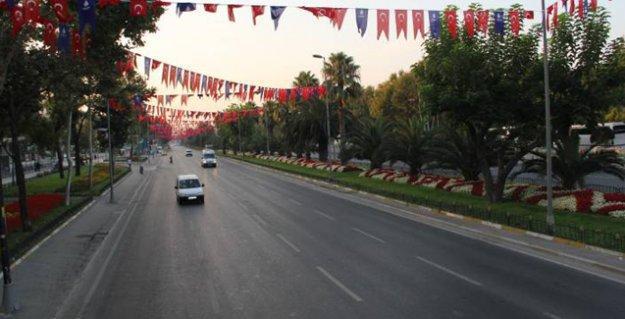 '30 Ağustos Zafer Bayramı' nedeniyle İstanbul'da bugün kapalı olan yollar