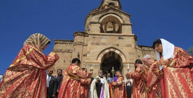Akhtamar'a inanç gezisi iptal edildi