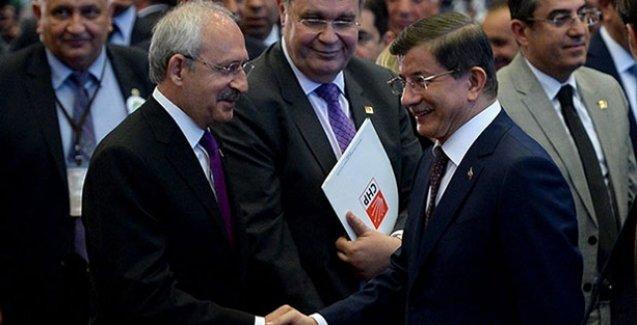 AKP ile CHP arasındaki koalisyon görüşmesi 'olumsuz'