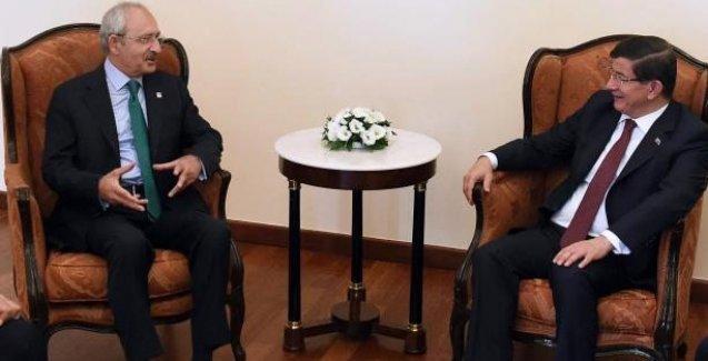AKP'nin 1 yıllık seçim hükümeti önerisi görüşmeyi bitirdi