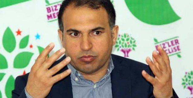 HDP'li Atalan Erdoğan'a ötekileştirici ifadelerinden dolayı dava açacak