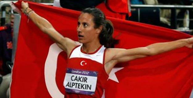 Aslı Çakır Alptekin'e doping cezası