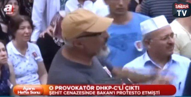 Bakan protestosundan sonra DHKP-C'li ilan edilen emekli öğretmen konuştu