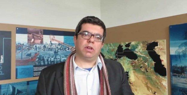 Boğaziçi Üniversitesi öğretim üyesi Vangelis Kechriotis'i kaybettik