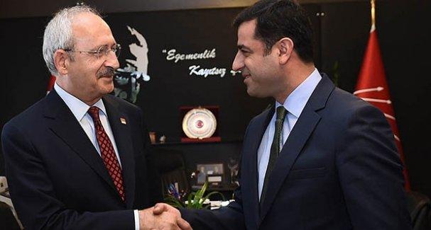 'CHP-HDP görüşmesi çözüm sürecini canlandıracak sürpriz bir gelişmeye neden oldu'