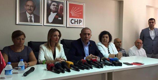 CHP Heyeti Diyarbakır'da: 'Barış sürecinin devamı için elimizden geleni yapacağız'