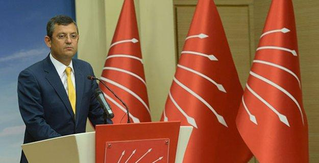CHP'li Özel: Yarın koalisyon olmazsa MHP, AKP'ye 'Evet' diyebilir