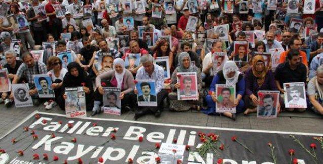Cumartesi Anneleri eylemine CHP ve HDP'li vekiller de katıldı