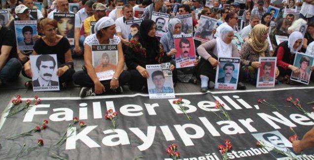 Cumartesi Anneleri'nden 'Çitil' tepkisi: Katledenler devlet korumasında