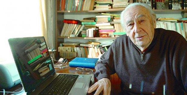 Cumhuriyet'in eski yazarlarından Oktay Akbal hayatını kaybetti