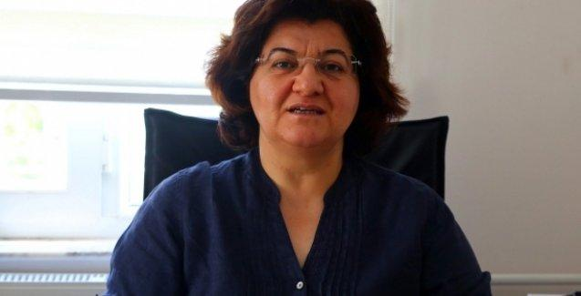 Emine Ayna: Özerklik cumhuriyet sistemini reddetmiyor