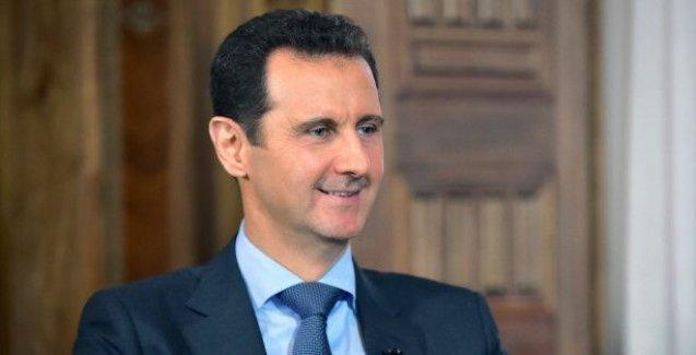 Esad Türkiye'nin güvenli bölge planını eleştirdi