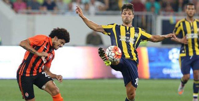 Fenerbahçe'den Şampiyonlar Ligi'ne erken veda
