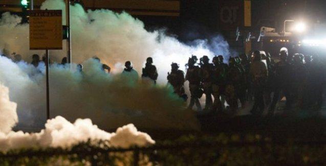 Gaz atan polisin kask numarası, Emniyet kaydında yokmuş