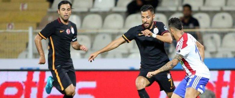 Galatasaray, Süper Lig'de yeni sezona  puan kaybıyla başladı
