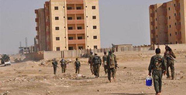 Haseke tamamıyla YPG'nin kontrolüne geçti