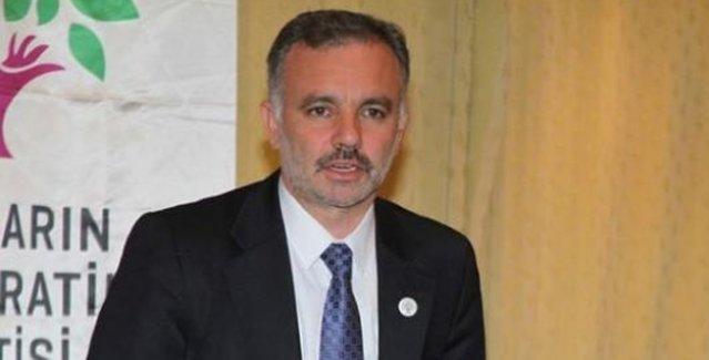 HDP'nin ilk 'parti sözcüsü' Ayhan Bilgen oldu