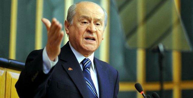 HDP seçmenlerinden Bahçeli hakkında suç duyurusu