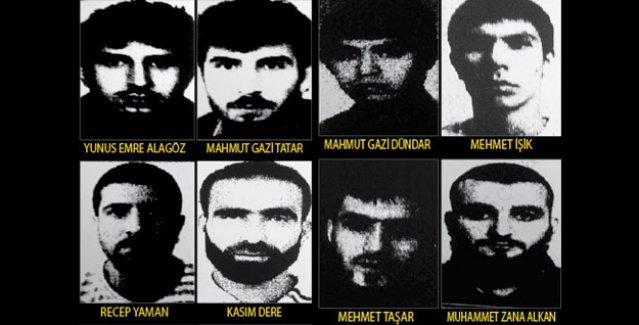 IŞİD'in Türkiye'de canlı bomba eylemi yapabilecek 16 ismi