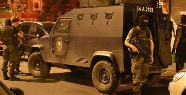 İstanbul, Siirt ve Denizli'de operasyon: Çok sayıda gözaltı var