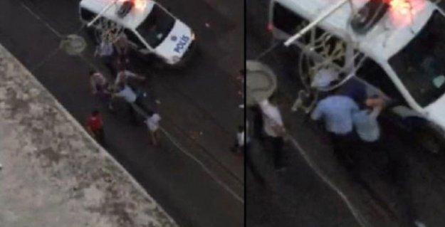 İstiklal Caddesi'nde polis terörü