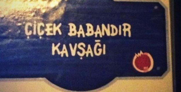 Kadınlar Ankara'da sokak isimlerini değiştirdi: 'Çiçek Babandır Kavşağı', 'Ekin Wan Sokağı'..