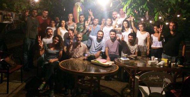Kamp Armen Direnişi'nin 100. Gününde ırkçı saldırı