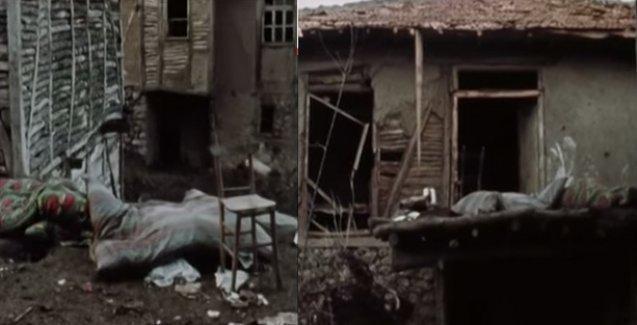 Kızıldere katliamına dair görüntüler ilk kez yayınlandı