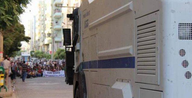 Kızıltepe'de Barış Yürüyüşü'ne polis saldırısı