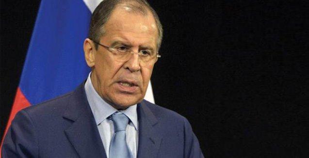 Lavrov: ABD'nin Suriye ordusunu vurma planı bölgeyi altüst edebilir